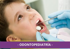Especialidad Odontopediatria