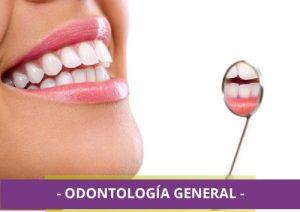 Especialidad Odontología General
